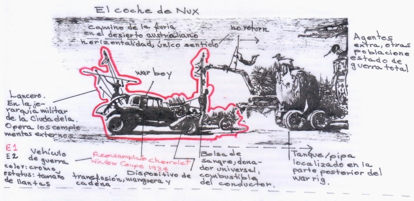coche de nux